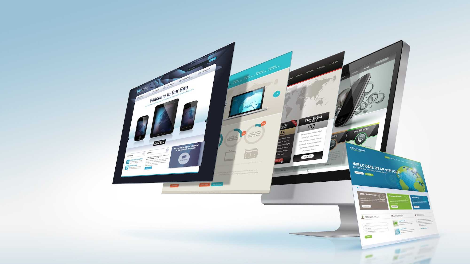 Elements of an Effective Web Design & How it Effects Performance